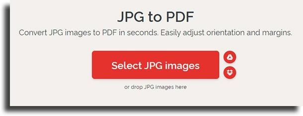ILovePDF best photo to PDF apps