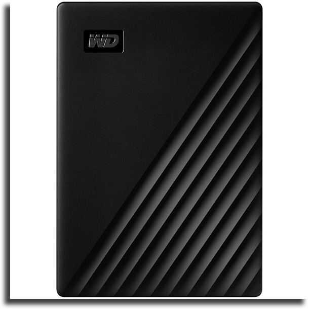Western Digital My Passport best 1TB external HDDs