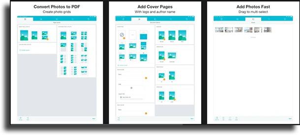 Photo PDF Converter best photo to PDF apps