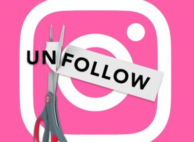 cover unfollow on Instagram