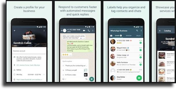 WhatApp Business Android apps for WhatsApp