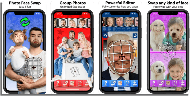Face Swap Booth – Face Changer