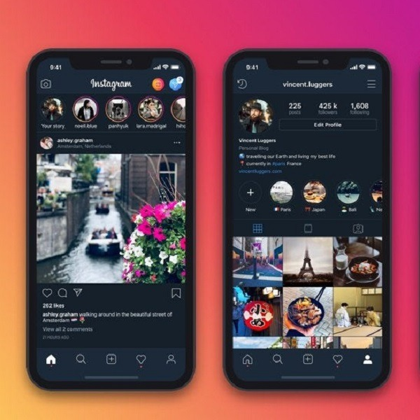 How to enable dark mode on Instagram on Android and iOS!
