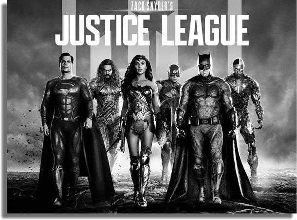 SnyderCut de La Liga de la Justicia películas en hbo max