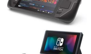 destaque Steam Deck vs Nintendo Switch