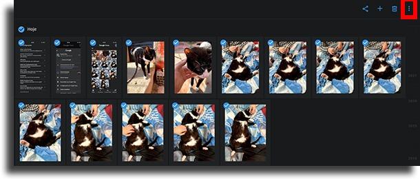 selecionar transferir fotos do iPhone para Windows