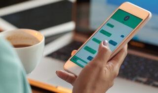 destaque criar atalhos de texto no Android