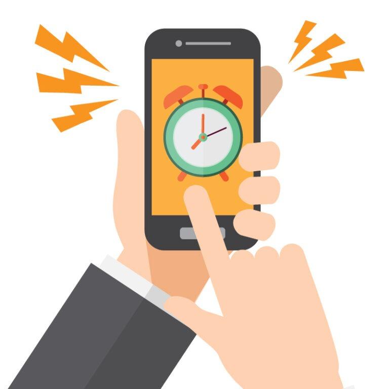 How to make a TikTok sound into alarm on iPhone