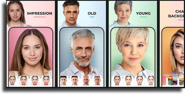 faceapp apps to make you look old
