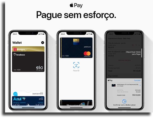 O que é o apple pay bancos compatíveis com Apple Pay