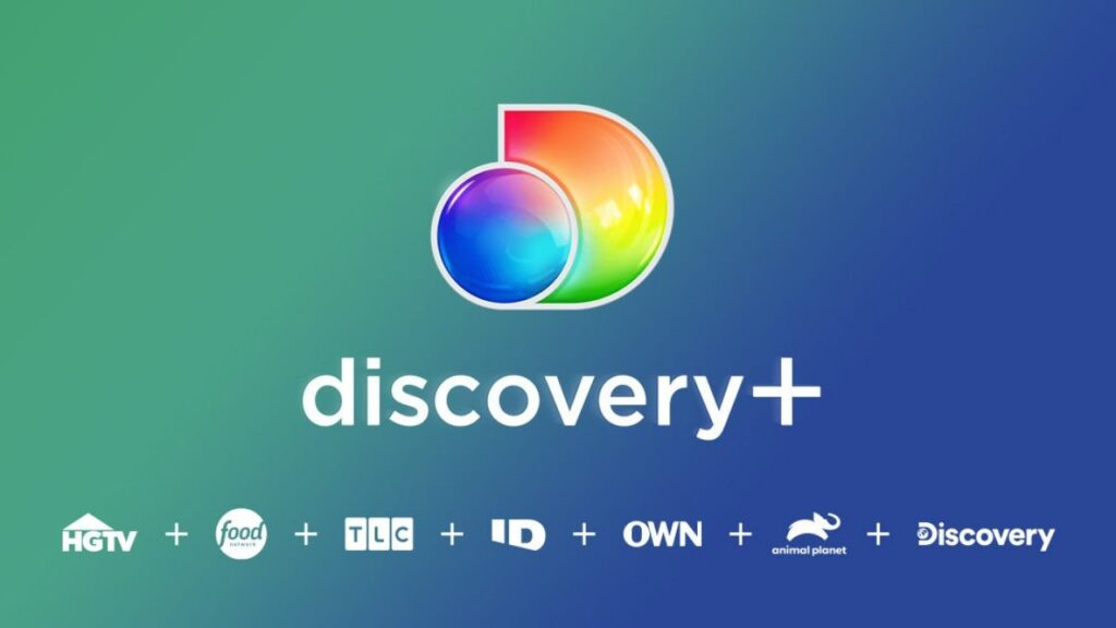 Discovery+ icon