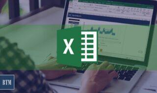 cursos grátis da Udemy Excel