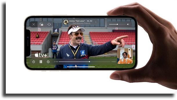 SharePlay novidades do iOS 15