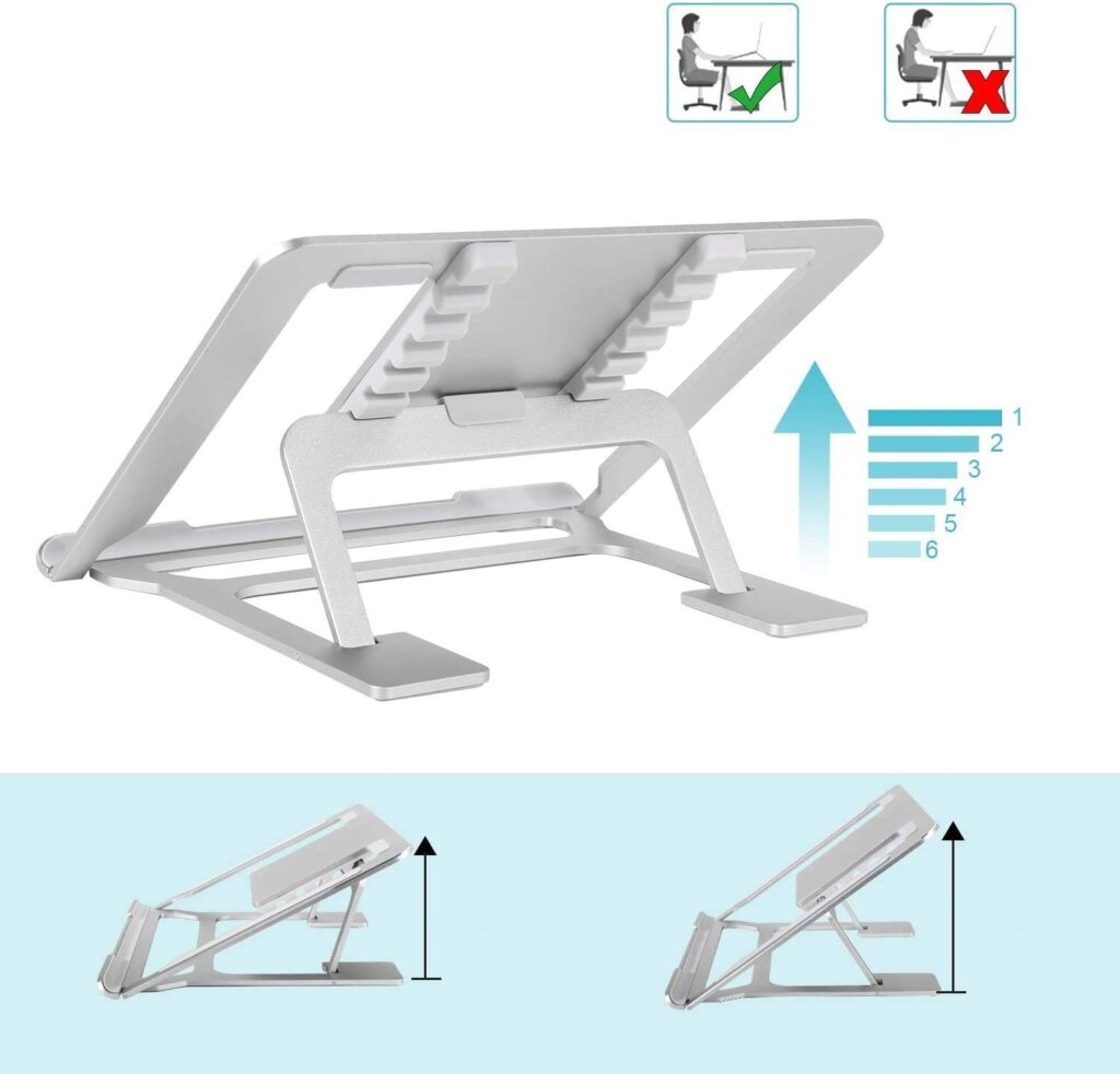 suportes para notebook Kingo M4