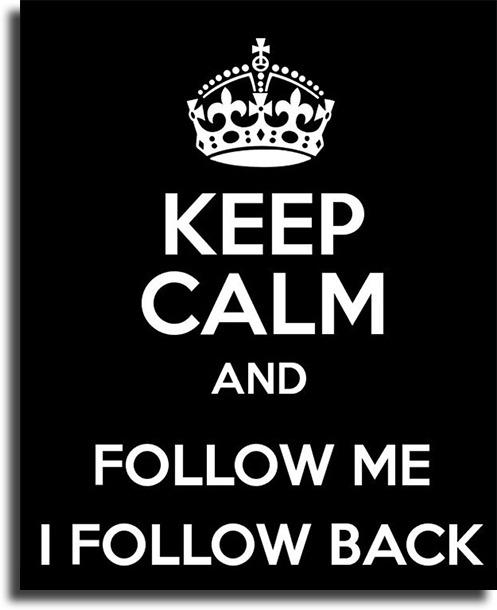 Follow people looking for followers get followers on personal Instagram profile