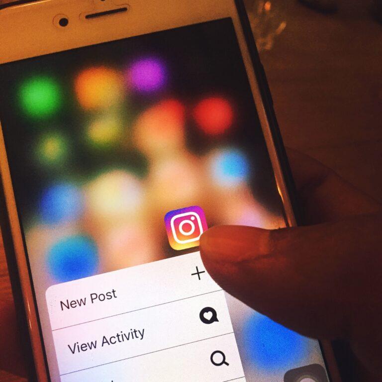Choosing Instagram accounts: business, creator or personal?