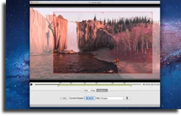 Video-Editor Mac video editors