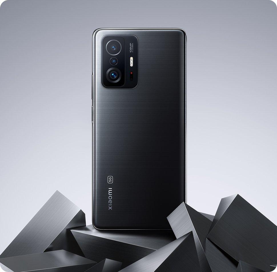 A Fotografia no Xiaomi 11T e 11T Pro
