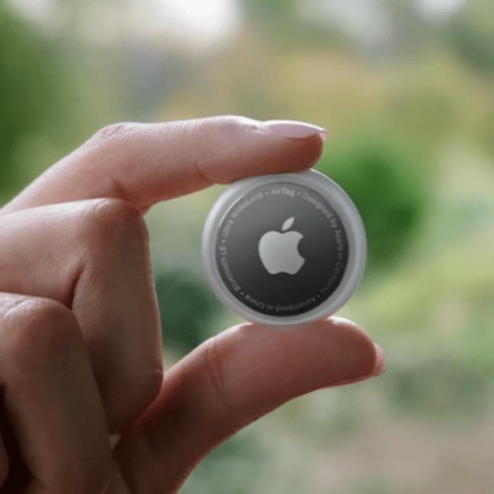 Apple AirTag rastreador Bluetooth