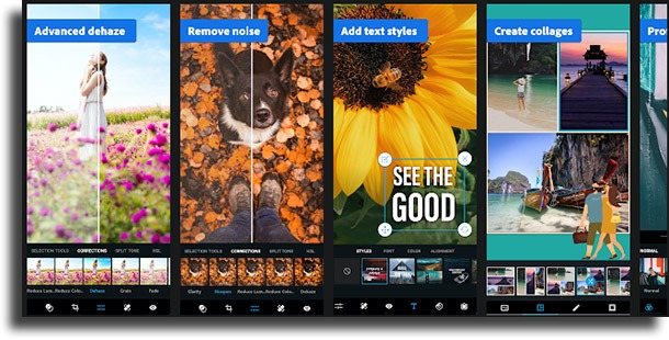 Adobe Photoshop Express photo apps you can't miss