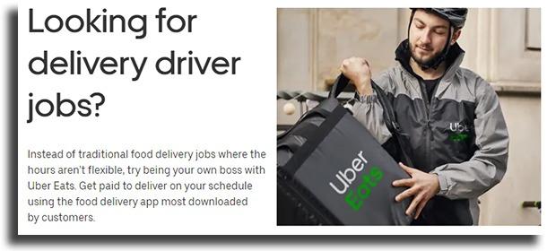 make money with Uber Eats intro